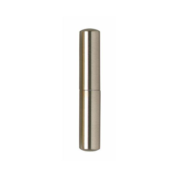 Sierhuls 40/40 mm nikkel mat