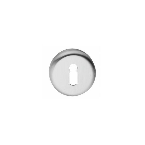 Rozet sleutelgat nobile rvs geborsteld