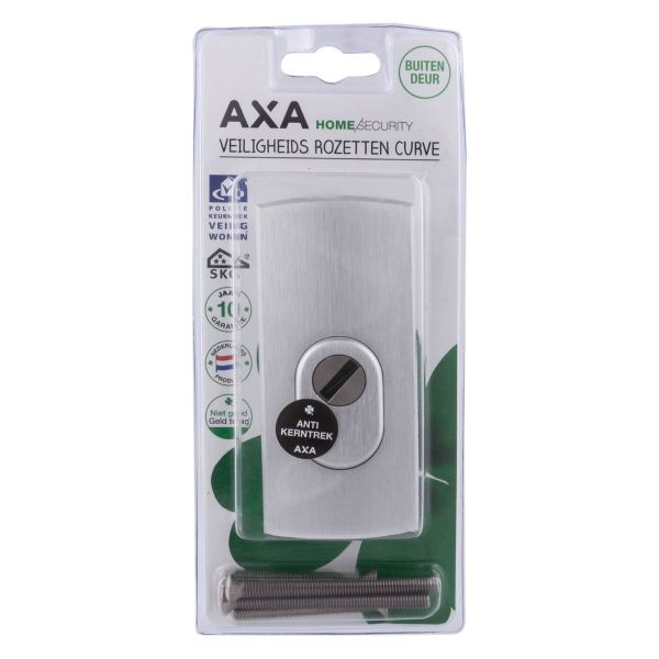 AXA Cillinderrozet recht SKG3 anti-kerntrekbeveiliging F1