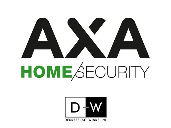 Nieuw bij Deurbeslag-Winkel.nl in het assortiment AXA Home Security.